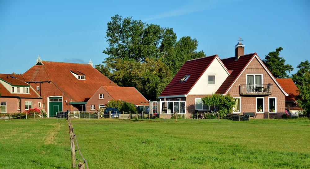 De Boerkerij, boerderij en appartementen in Hollum, Ameland