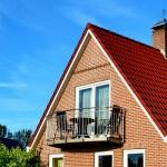 Balkon in de zon – Boerkerij Wijde Blik Hollum Ameland