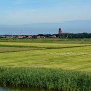 De Boerkerij – Hollum Ameland vergezicht