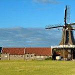 De Boerkerij – molen in Hollum, Ameland