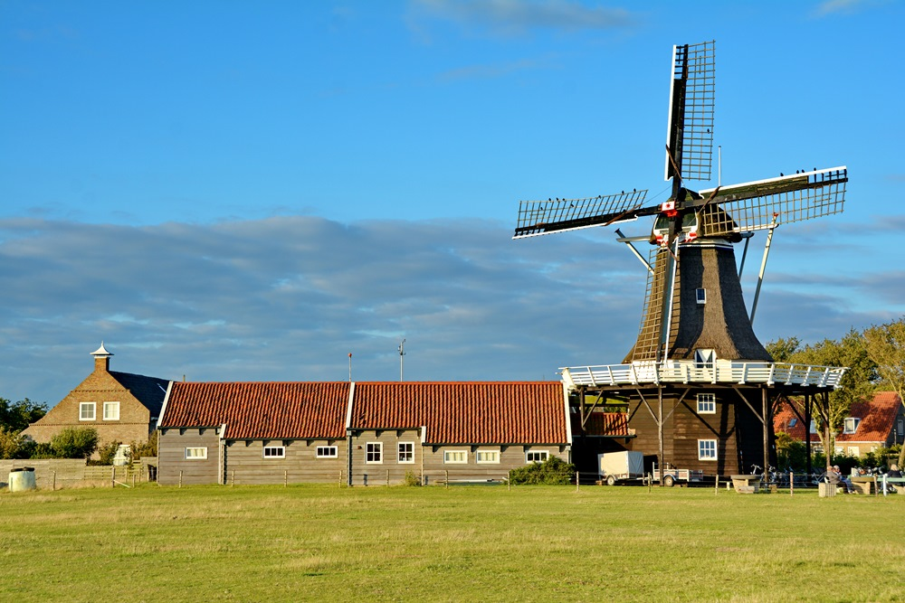 Molen in Hollum, Ameland