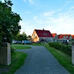 Parkeermogelijkheid erf – Boerkerij Hollum Ameland
