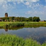 Skyline Hollum Ameland – Boerkerij