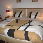 Slaapkamer boven – Weidevilla – Boerkerij Hollum Ameland