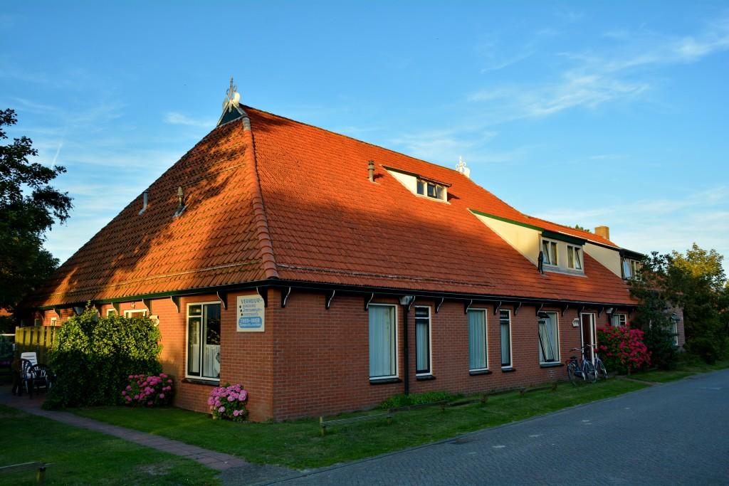 Straatkant Blieneweg Hollum Ameland
