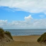 Strandopgang zeekust Ameland
