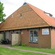 Vooraanzicht – Boerkerij Noordmiede Hollum Ameland