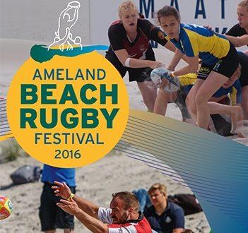 Ameland Beach Rugby Festival | 16 t/m 18 juni 2017